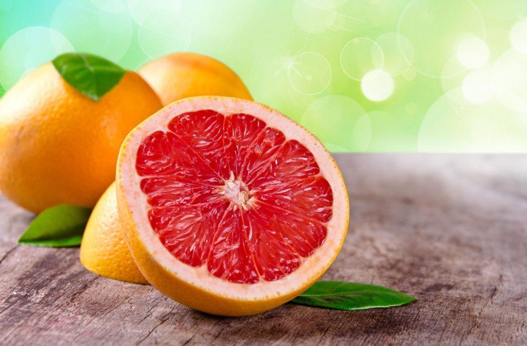 Целебный грейпфрут
